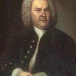 Johann Sebastian Bach. Portret door Elias Gottlob Haussman uit 1748