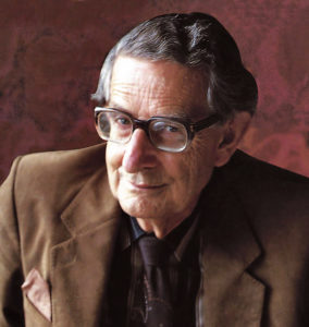 Hans Eysenck (1916-1997)  - (foto: Sybil Eysenck)